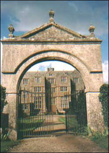 Chastleton House, where the rules of Croquet were written